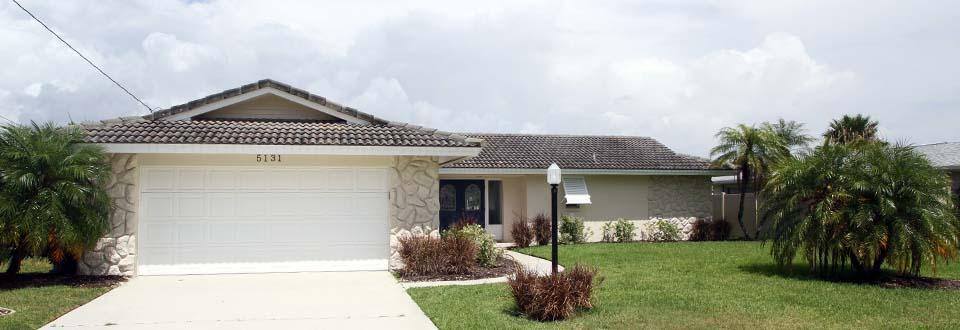 Cape-Coral-Florida-Haus
